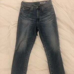 AG Sophia Ankle Jeans